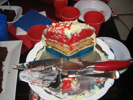 Red Velvet Cake - 4th Julystyle