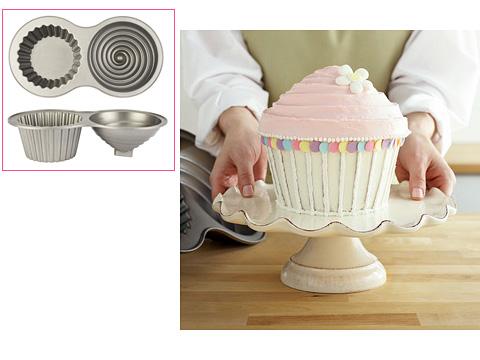 Wilton Giant Cupcake Pan Katie S Kitchen Blog