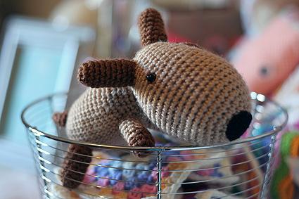 Amigurumi World Seriously Cute Crochet : Look What I Made: Rufus Katies Kitchen Blog